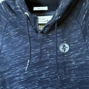 Men's Ambercrombie and Fitch Hooded Sweatshirt